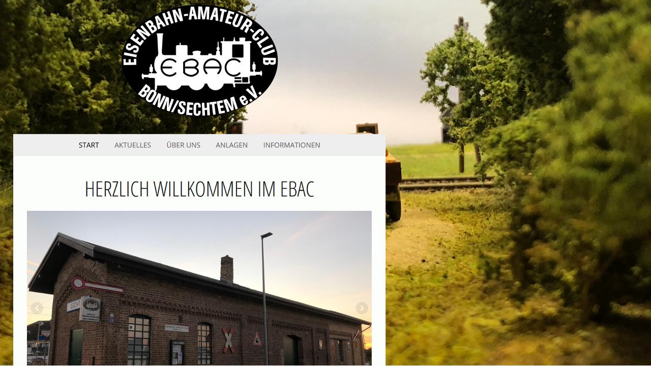Website EBAC